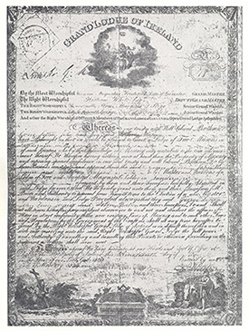 Lodge Warrant